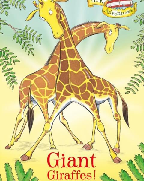 Ark Adventures: Giant Giraffes!