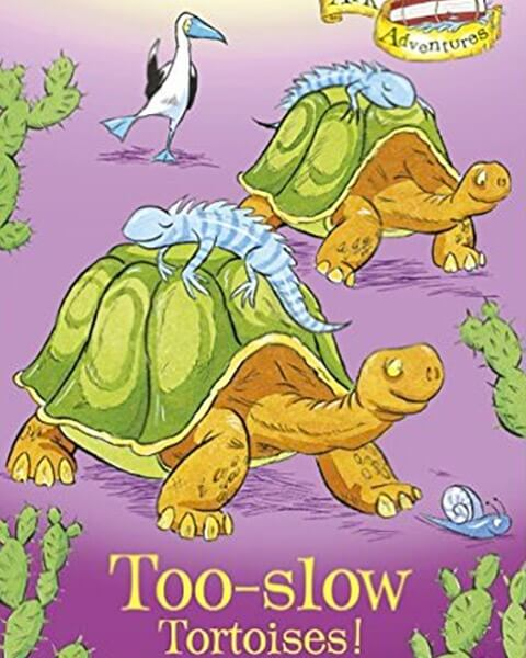 Ark Adventures: Too-slow Tortoises!
