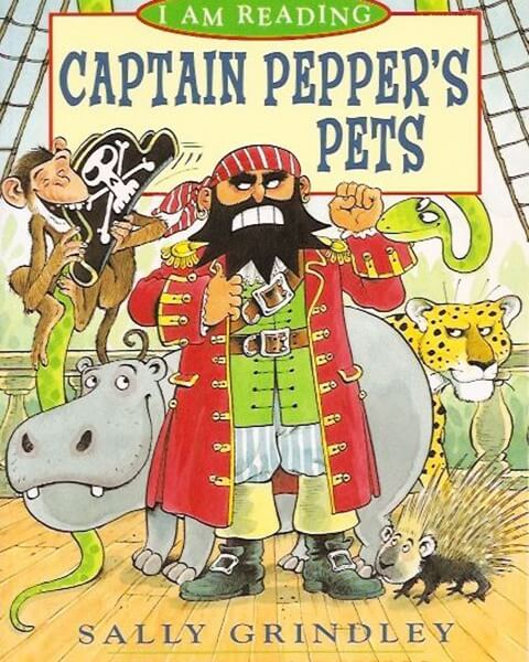Captain Pepper's Pets
